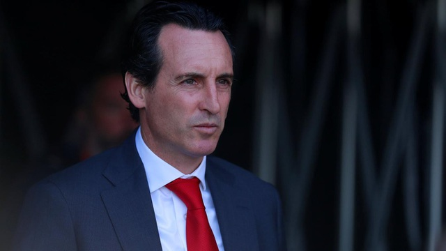 Huấn luyện viên Unai Emery đang có được thoải mái lớn sau khi đội bóng của ông thắng liên tiếp ở Premier League