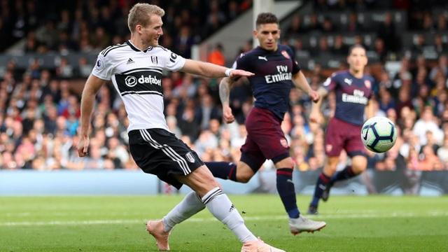 Fulham cũng đã tìm được bàn thắng ở phút 44 với pha lập công của Schurrle
