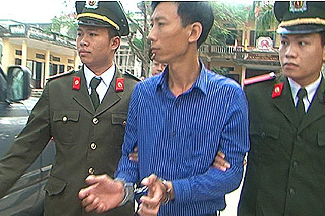Đối tượng chạy xe ôm giả danh Thanh tra Chính phủ lừa đảo, chiếm đoạt tiền tỉ bị khởi tố, tạm giam tại Thanh Hóa (ảnh: Đ.Hợp/Vnexpress.net).