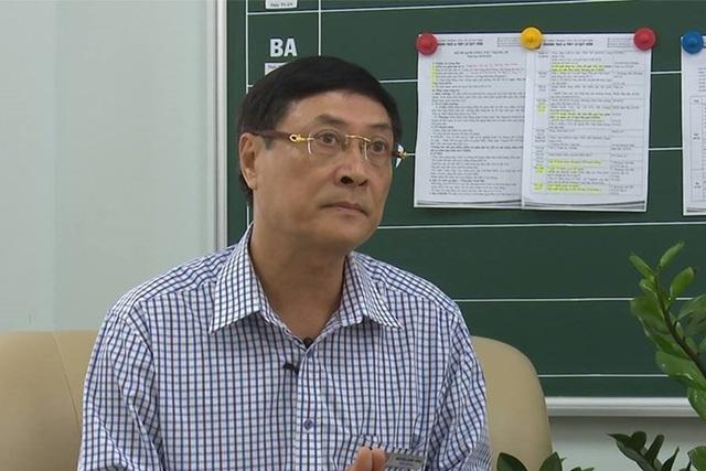 Thầy Nguyễn Quốc Bình - Hiệu trưởng Trường THCS-THPT Lê Quý Đôn chia sẻ về dự thảo nghị định xử phạt trong lĩnh vực giáo dục.