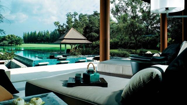 Tập đoàn Banyan Tree đã làm nên danh tiếng từ việc ra đời khu nghỉ dưỡng đầu tiên tại Phuket, Thái Lan gần 30 năm trước
