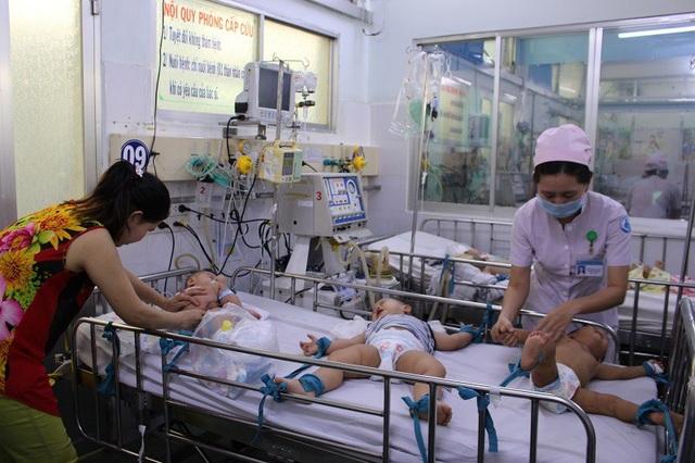 Cộng đồng cần chủ động các giải pháp phòng bệnh, giảm tối đa nguy cơ lây nhiễm cho trẻ