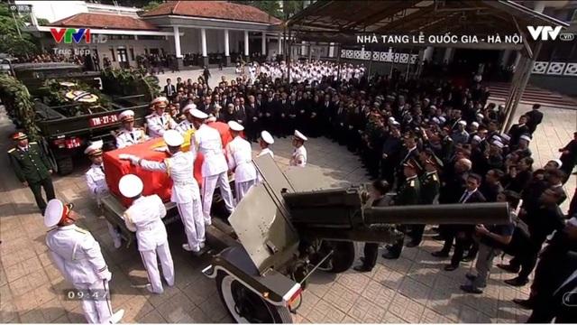 Linh cữu nguyên Tổng Bí thư Đỗ Mười đã về quê nhà Thanh Trì - 38