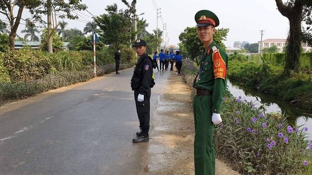 Linh cữu nguyên Tổng Bí thư Đỗ Mười đã về quê nhà Thanh Trì - 61