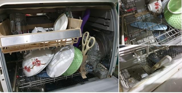 Tôi đi mua máy rửa chén nội địa Nhật - 7