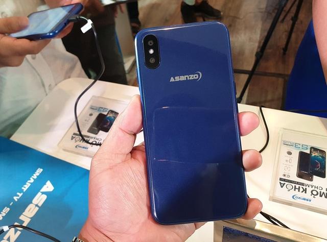 Asanzo tung smartphone camera kép giá dưới 3 triệu đồng - 2