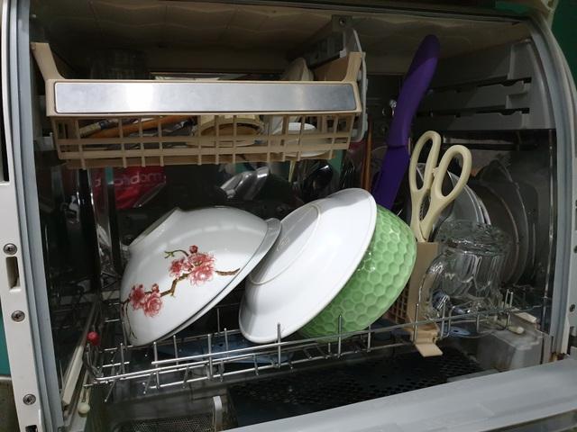 Tôi đi mua máy rửa chén nội địa Nhật - 5