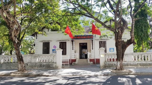 Ngôi nhà số 4 đường Hoàng Hoa Thám, TP Huế hiện đang là trụ sở của Trung tâm Xúc tiến Du lịch Huế, Sở Du lịch tỉnh Thừa Thiên Huế