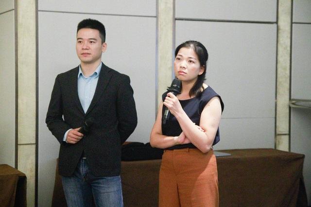Hai cựu du học sinh chia sẻ kinh nghiệm tại Hội thảo