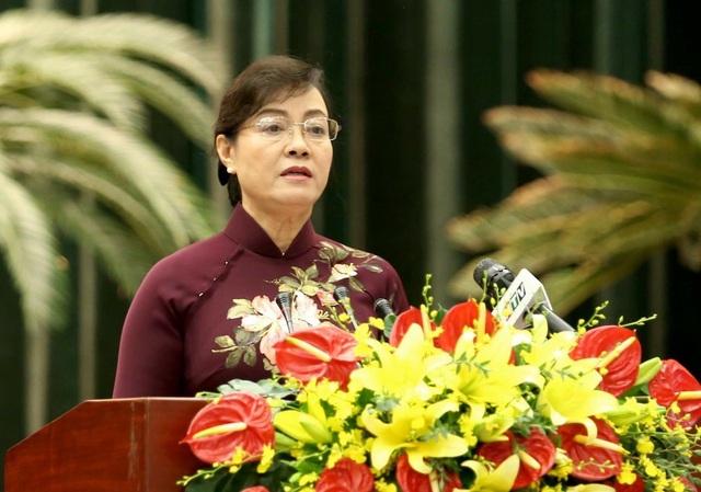 Bà Nguyễn Thị Quyết Tâm cho biết dự án nhà hát cải lương Trần Hữu Trang là bài học của HĐND TPHCM về công tác giám sát