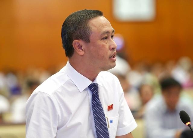 Giám đốc Sở Văn hóa – Thể thao TP Huỳnh Thanh Nhân