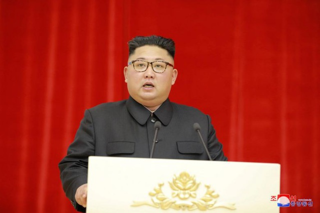 Nhà lãnh đạo Triều Tiên Kim Jong-un (Ảnh: Reuters)