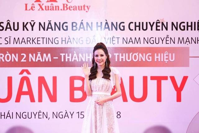 Nữ doanh nhân Lê Xuân