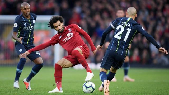 Nhìn lại trận đấu chia điểm giữa Liverpool và Man City - 14
