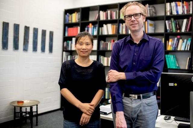 Nghiên cứu được hai nhà nghiên cứu đến từ Ruhr - Đại học Bochum, Hui Zhang và Nikolai Axmacher, dẫn dắt - Ảnh từ RUB/Kramer.