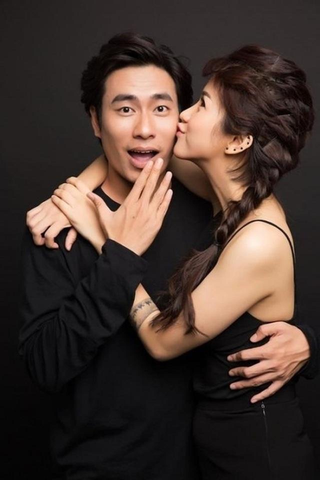 Kiều Minh Tuấn và An Nguy bị cho là cố tình tạo chiêu trò phim giả, tình thật