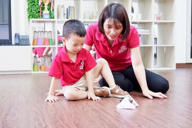STEM mang đến cho trẻ những trải nghiệm mới lạ.
