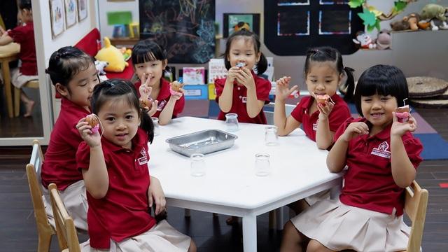 Trẻ nhỏ tại Việt Nam bắt đầu được làm quen với phương pháp giáo dục STEM.