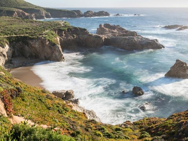 10 bãi biển tuyệt đẹp có nguy cơ biến mất - 3