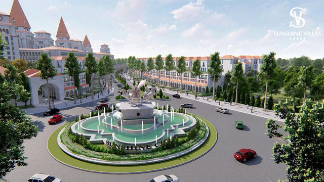 Toàn bộ các dự án thuộc dòng Sunshine Villas đều tọa lạc tại những vị trí đắc địa nhất trong thành phố.