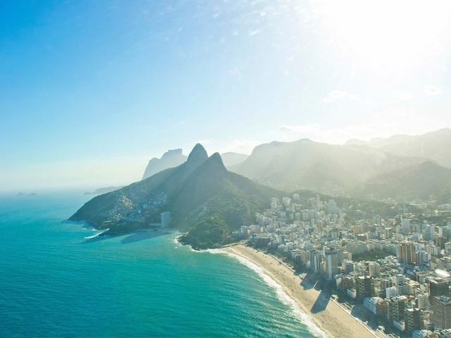 10 bãi biển tuyệt đẹp có nguy cơ biến mất - 4
