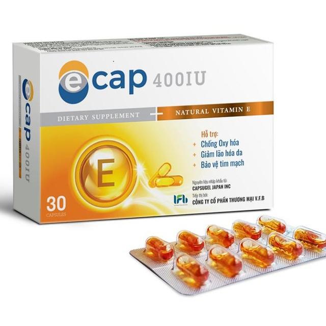 Đối tượng sử dụng: Dùng cho người lớn trong những trường hợp sau: người có nhu cầu làm đẹp da, người có nguy cơ mắc bệnh tim mạch, các bệnh do thiếu vitamin E.