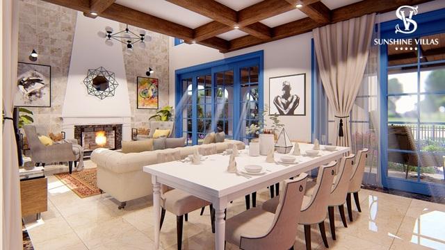 Những chi tiết tinh xảo cùng bộ sưu tập nội thất thương hiệu tạo nên tinh hoa sống thượng lưu cho chủ nhân sở hữu.