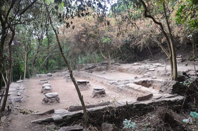 Tỉnh Bắc Giang phục dựng đường lên Yên Tử của Phật hoàng Trần Nhân Tông - Ảnh 3.