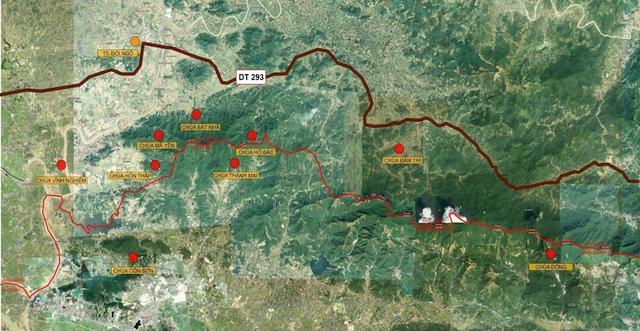 Tỉnh Bắc Giang phục dựng đường lên Yên Tử của Phật hoàng Trần Nhân Tông - Ảnh 5.