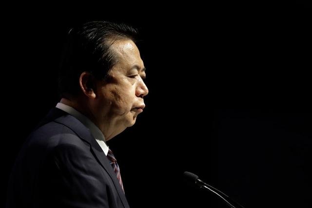 Cựu Chủ tịch Interpol Mạnh Hoành Vĩ (Ảnh: New York Times)