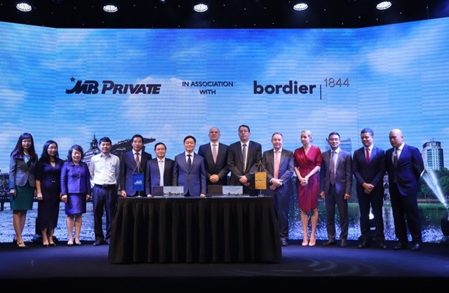Ngân hàng Quân Đội ký kết thỏa thuận hợp tác chiến lược với Bordier & Cie Singapore - 2