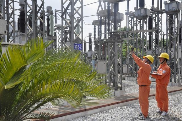 Đảm bảo cung ứng điện trên địa bàn Thủ đô trong năm 2018. - 2