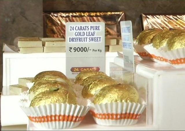 """Độc đáo cửa hàng chỉ bán """"kẹo vàng"""" ở Ấn Độ - 4"""