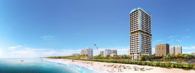 TMS Luxury Hotel Da Nang Beach - Tuyệt tác nghỉ dưỡng tại Đà Nẵng