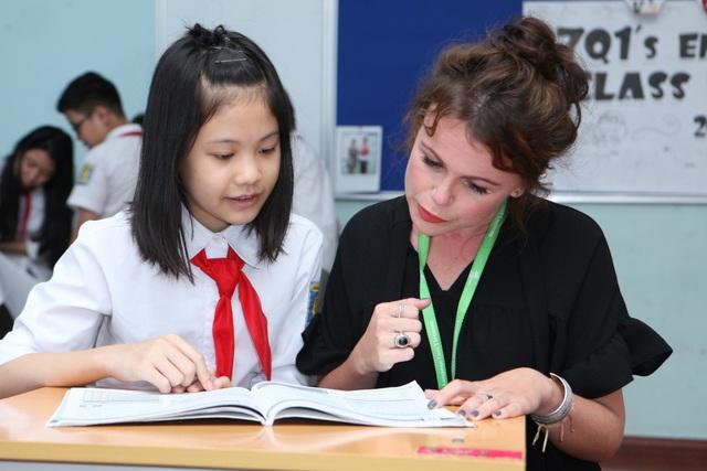 Chương trình tiếng Anh liên kết của Language Link Vietnam được nhiều trường học trên địa bàn thủ đô tin tưởng lựa chọn.