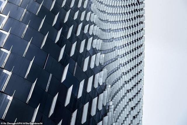 Hé lộ 20 bức ảnh đẹp nhất trong giải thưởng Nhiếp ảnh Kiến trúc - 11