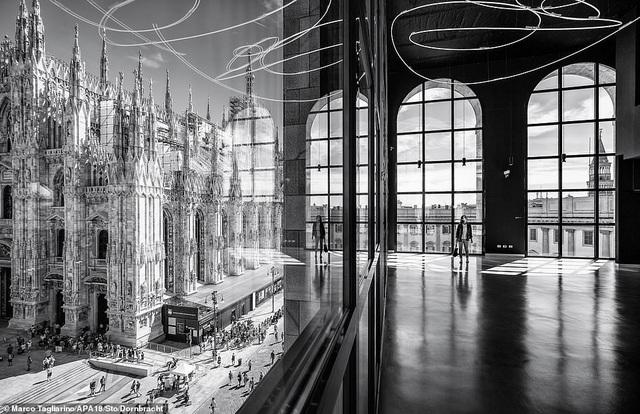 Hé lộ 20 bức ảnh đẹp nhất trong giải thưởng Nhiếp ảnh Kiến trúc - 2