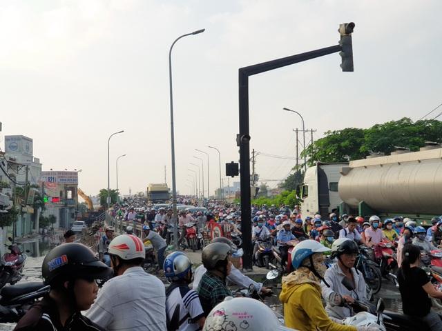 Triều cường bủa vây Sài Gòn, Cần Thơ - 12