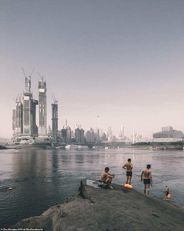 Hé lộ 20 bức ảnh đẹp nhất trong giải thưởng Nhiếp ảnh Kiến trúc - 20