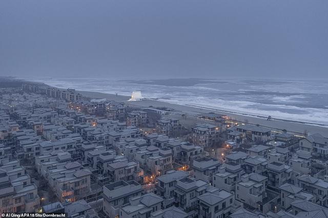 Hé lộ 20 bức ảnh đẹp nhất trong giải thưởng Nhiếp ảnh Kiến trúc - 3