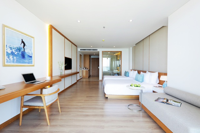 TMS Luxury Hotel Da Nang Beach sẽ chính thức khai trương vào ngày 20/10 tới