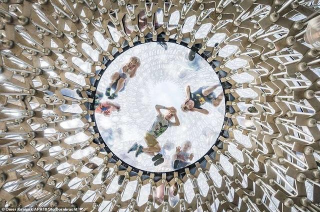 Hé lộ 20 bức ảnh đẹp nhất trong giải thưởng Nhiếp ảnh Kiến trúc - 6