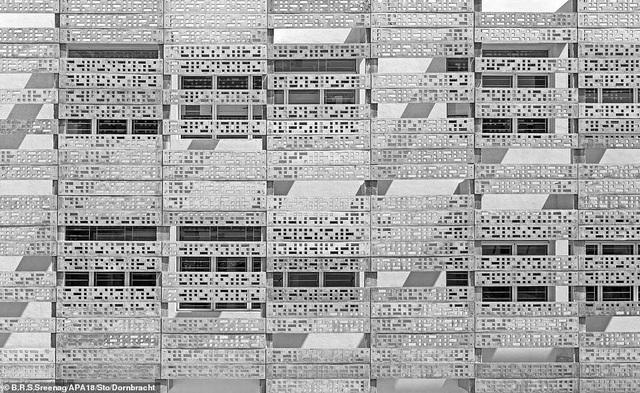 Hé lộ 20 bức ảnh đẹp nhất trong giải thưởng Nhiếp ảnh Kiến trúc - 8
