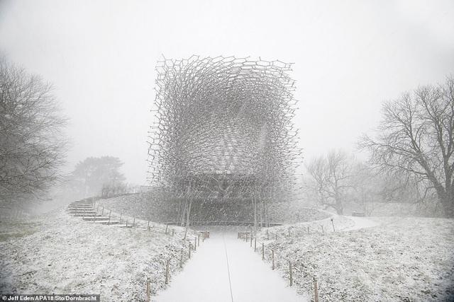 Hé lộ 20 bức ảnh đẹp nhất trong giải thưởng Nhiếp ảnh Kiến trúc - 9