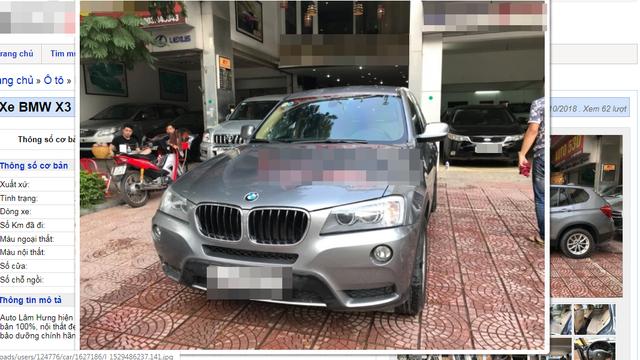 Thị trường xe sang qua sử dụng Việt Nam có rất nhiều xe của BMW và Mercedes