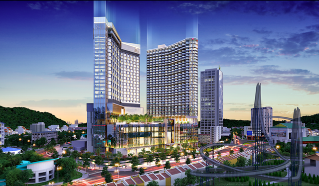 Tổ hợp khách sạn của Cty CP khách sạn Trí Đức tại Hạ Long: Điểm đến của những giấc mơ - Ảnh 1.