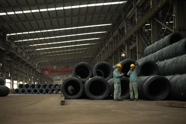 Hòa Phát đạt sản lượng bán hàng kỷ lục 250.000 tấn thép xây dựng trong tháng 10
