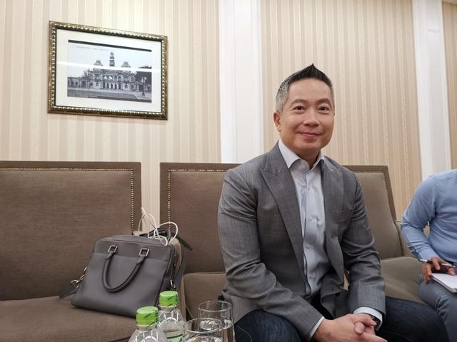 Tiến sĩ Chawapol Jariyawiroj, Giám đốc quốc gia, Amazon Web Services (AWS) Thái Lan.