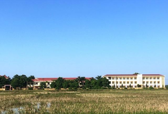 Trường Cao đẳng Nông lâm Thanh Hóa.
