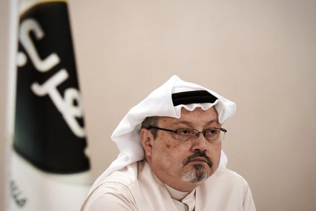 Nhà báo bất đồng chính kiến Ả rập Xê út Jamal Khashoggi (Ảnh: Reuters)